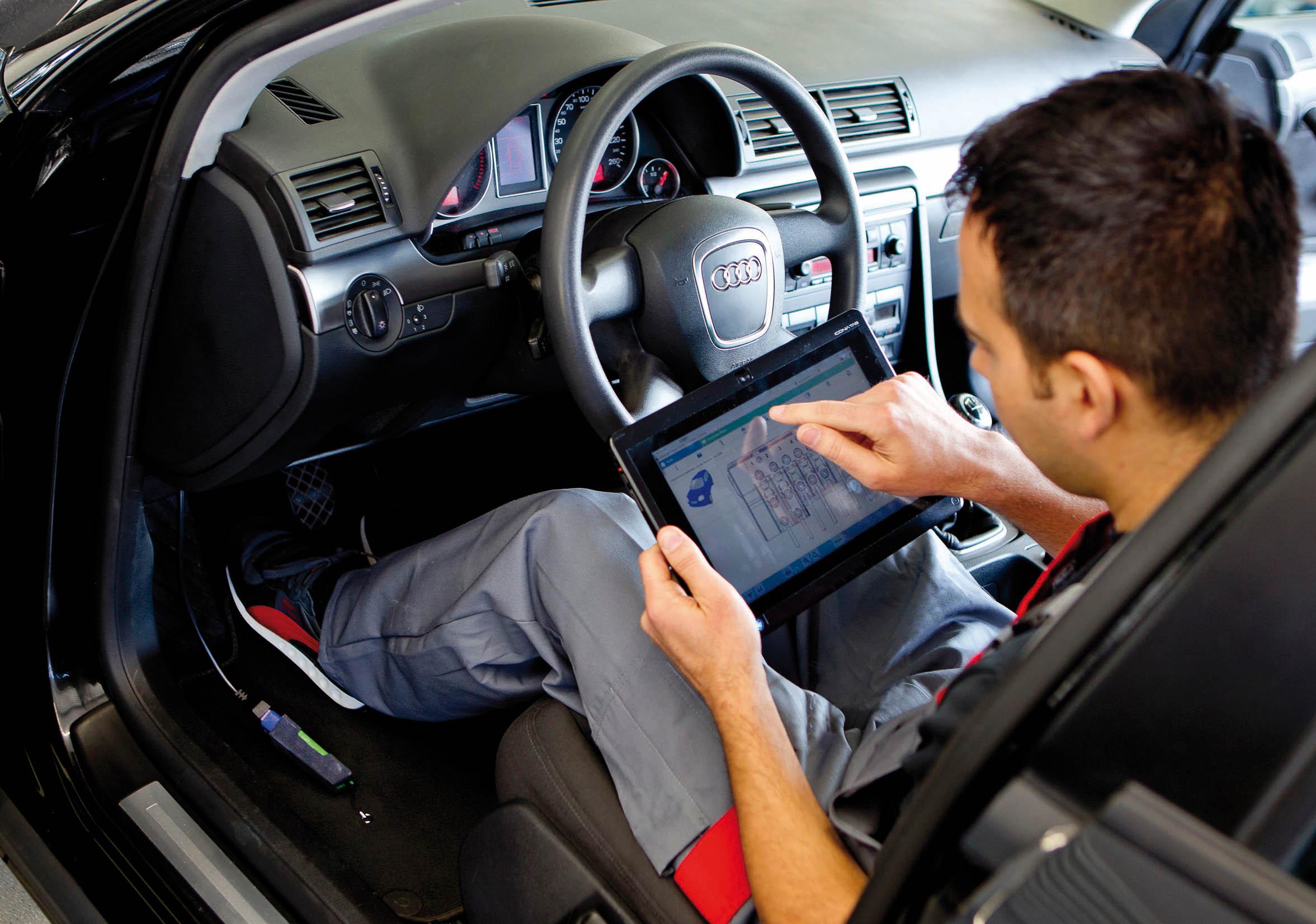 mega macs PC Tablet