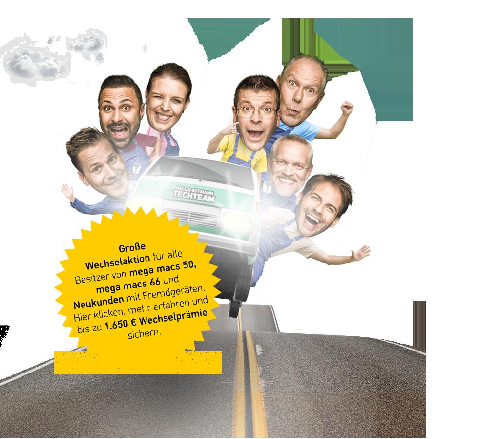 Bringen Sie Ihre Kunden schneller wieder auf die Straße